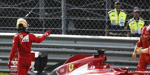 Ferrari's recent Formula One woes certainly contributed to Montezemolo's departure.