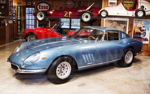 1967 Ferrari 275 GTB/4 -- $3,330,000.