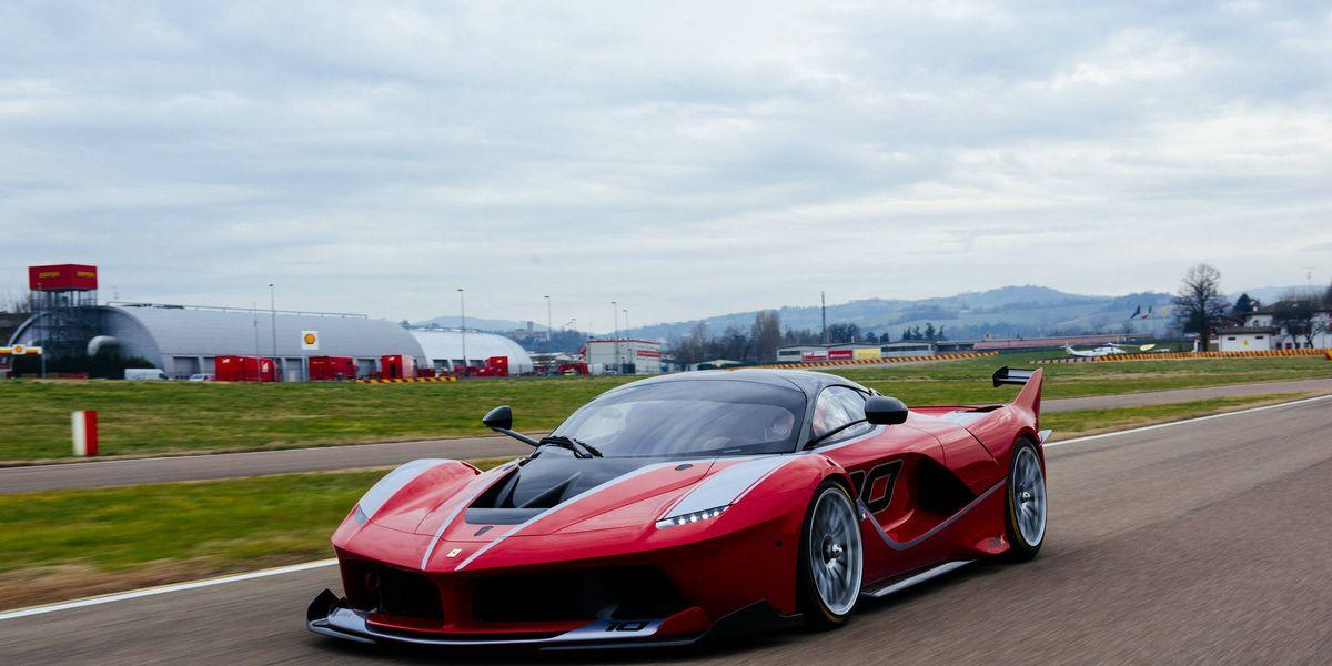 Ferrari Finally Splits From Fiat Chrysler