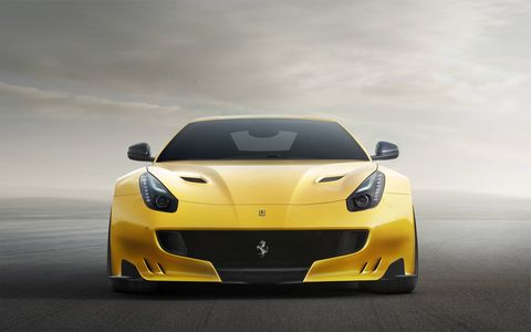 Ferrari F 12 TdF
