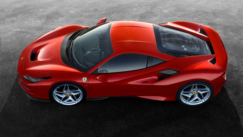 The Ferrari F8 Tributo Lighter Faster More Powerful 488 Gtb Successor Is Here