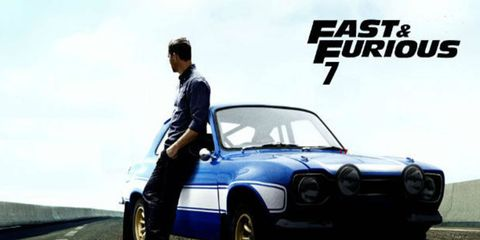The tribute to Paul Walker at the end of the movie is nice, a perfect farewell to a well-loved actor.