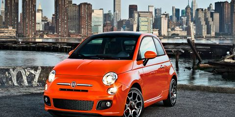 The 2012-2016 Fiat 500 is being recalled for a transmission problem.