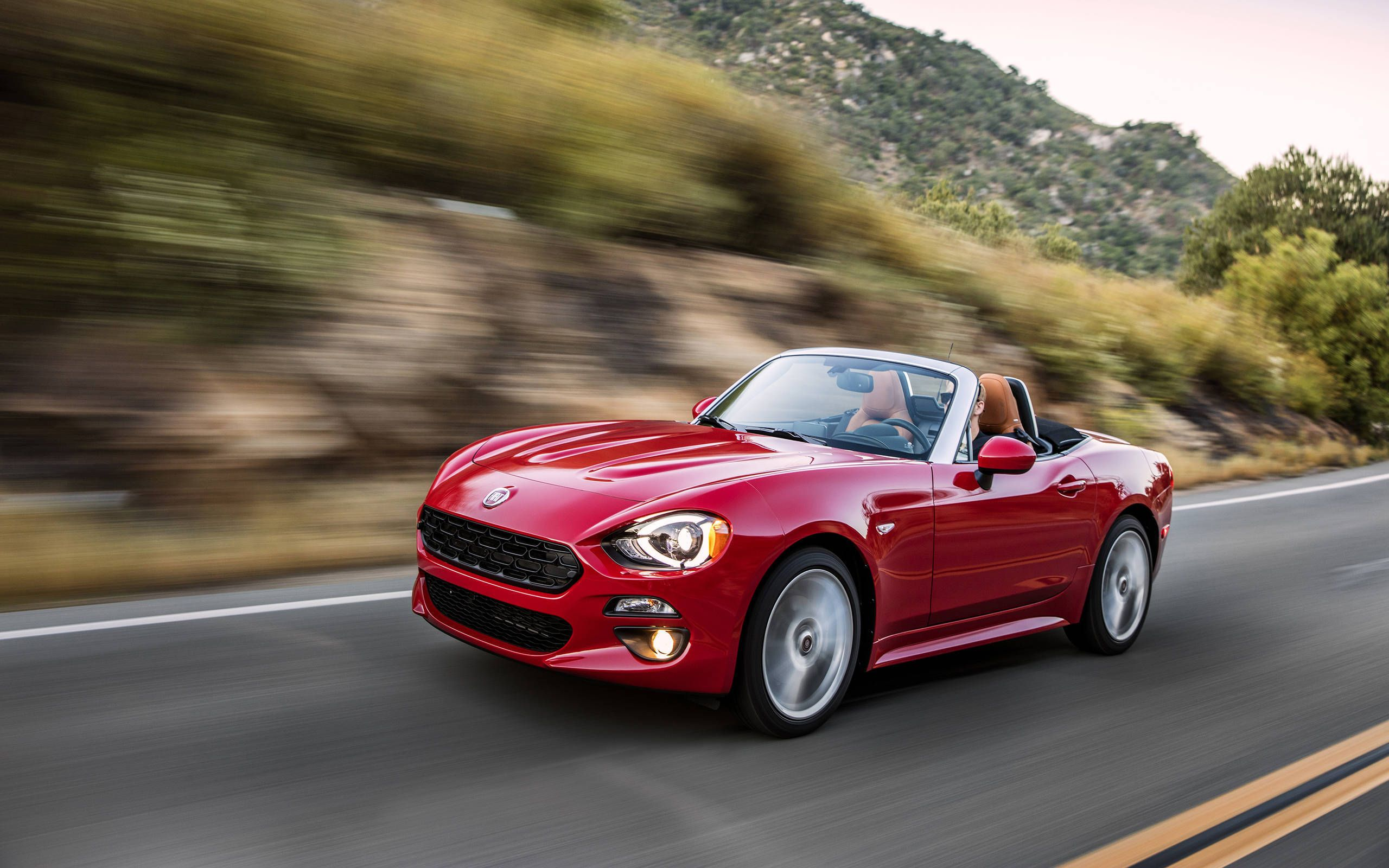 Is The Fiat 124 Spider The Future Of Platform Sharing