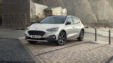 Ford unveiled the hatch and wagon versions of the all-new global Focus in London this month.