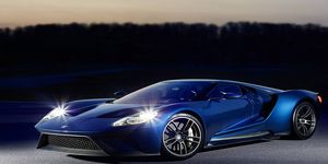 The all-new Ford GT is an ultra-high performance supercar.