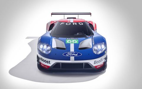 Ford Le Mans GT