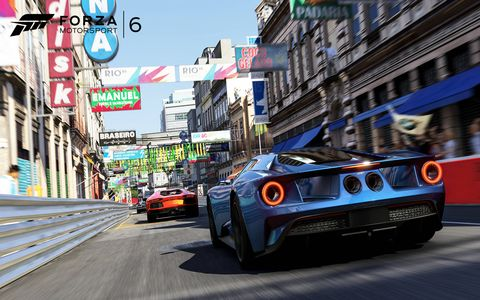 """There are now 450 cars you can drive on 26 tracks in the new """"Forza Motorsport 6,"""" due out Sept. 15."""