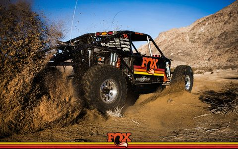 The King of the Hammers is the hardest off-road race in the world.