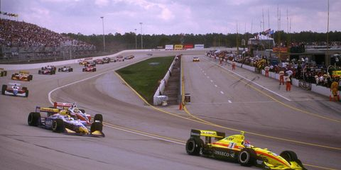 Walt Disney World Speedway, which was home to Indy Racing League races from 1996-2000, will be razed this summer to make way for transportation upgrades.