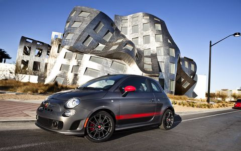 The turbocharged and twin-intercooled 1.4-liter MultiAir engine provides the 2017 Fiat 500 Abarth models with up to 160 horsepower and 183 lb.-ft. of torque; while Abarth-tuned hardware delivers track-ready durability with a lowered ride height, beefier suspension, larger brakes and wider tires.