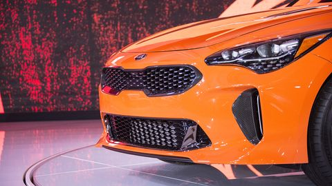 Just 800 examples of the GTS will be produced, starting in spring 2019.