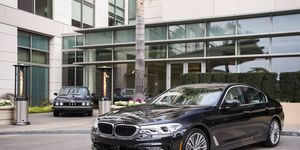 """This 5-Series has 23 grand in options, or as young Wes would say, """"that's the price of a Honda Civic!"""""""