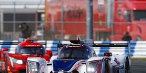 The IMSA Prototype division will feature both LMP2s and DPis during the 2019 season.