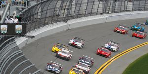The 2019 Rolex 24 at Daytona is July 26 on NBC, NBCSN and the NBC Sports app.