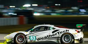 Jeff Segal will be back in the No. 63 for the first time since the Rolex 24 at Daytona.