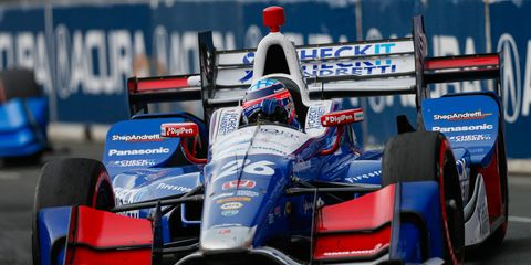 Team owner Michael Andretti has not exactly been a cheerleader for IndyCar's current aero kits.