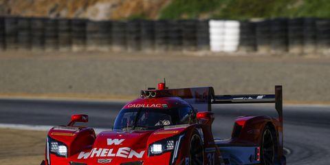 Sights from the IMSA action at Mazda Raceway Laguna Seca Sunday Sept. 24, 2017.