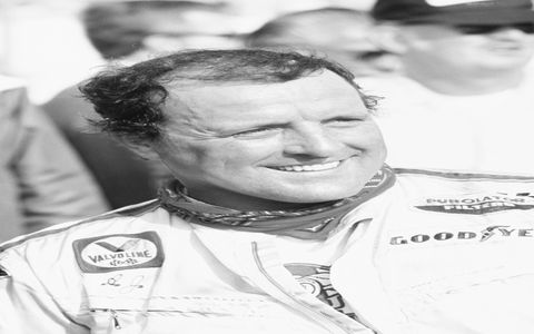 A.J. FOYT: Competed a record 35 times, from 1958-92. That's a span of eight U.S. presidents. Won four times.