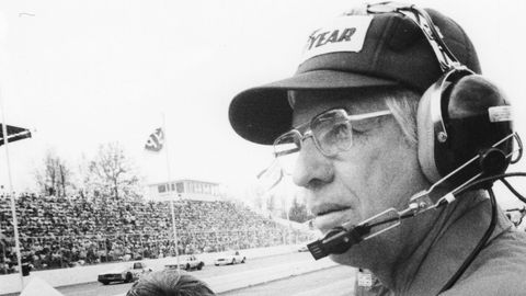 NASCAR Hall-of-Famer Glen Wood, co-founder of Wood Brothers Racing team, died at the age of 93.