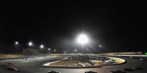 Kern County Raceway Park in Bakersfield, California, is a modern facility that deserves a NASCAR national touring date.