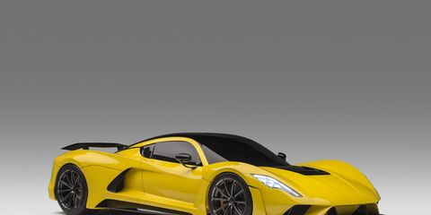 Capable of 300 mph, the Hennessey Venom F5 is the latest contender in the hypercar race.