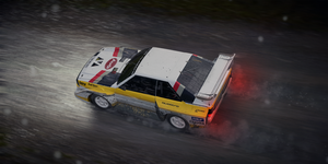 Dirt 4 is on sale now featuring current and classic rallies, super trucks and Rallycross.