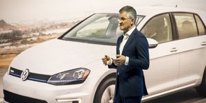 VW U.S. CEO Michael Horn is scheduled to answer questions from lawmakers this week on Capitol Hill.