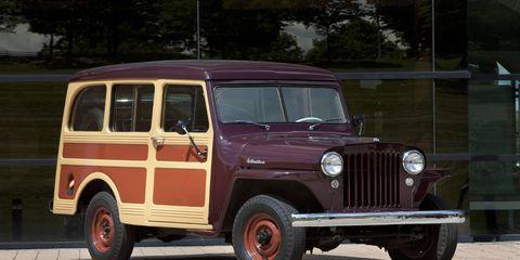 1946-1965 Willys Jeep Wagon