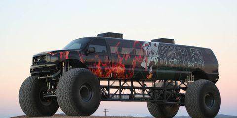 Big Toyz Racing spent around $1 million to make the  Sin City Hustler.