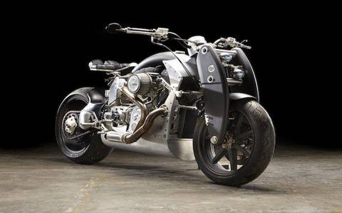 2008 Confederate Wraith B210 $48,300