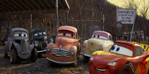 Cars 3 Characters Based On Real Life Nascar Legends