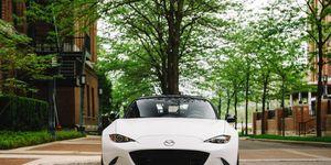 The Mazda Miata is the quintessential roadster.