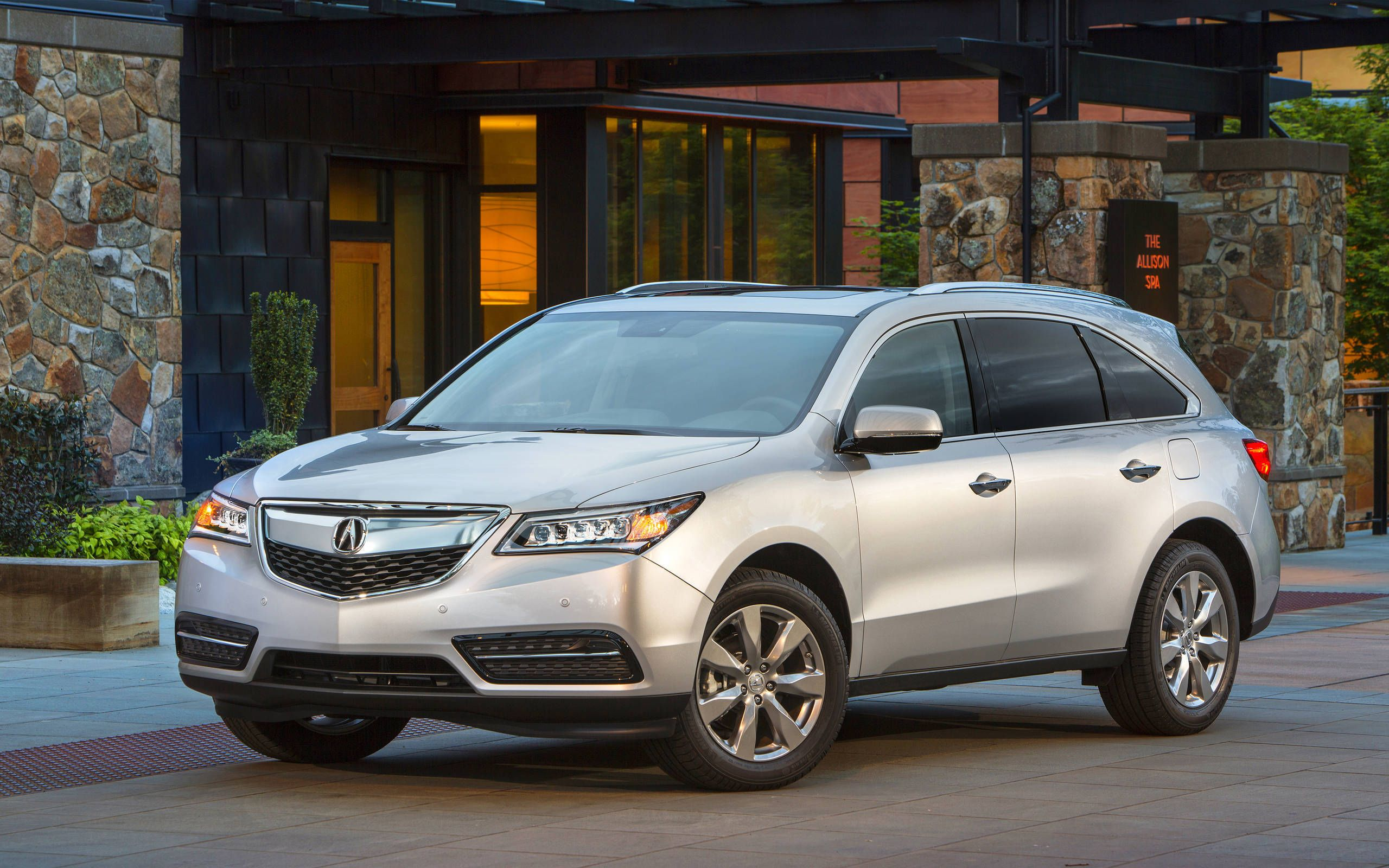 2015 Acura Mdx Sh Awd Advance Review Notes