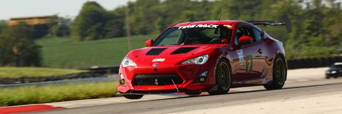 NATA aligns and is designed to help promote the SCCA Time Trial program, Gridlife and the Global Time Attack series.