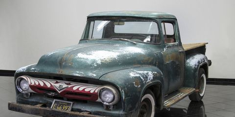 The guys at Galpin Auto Sports (G.A.S.) added one more vehicle to their Big Daddy Roth collection when they found Roth's Packard-powered pickup truck. It's on display now at the G.A.S. museum in Van Nuys, Calif.