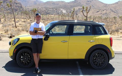 Rhys Millen and the 2016 Mini Cooper S Countryman