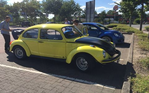 2016 Beetle Sunshine Tour