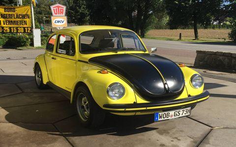 1971 Beetle GSR