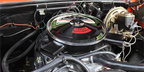 1970 Chevy Yenko Deuce