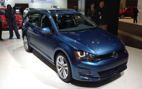 The SportWagen replaces the Jetta wagon.