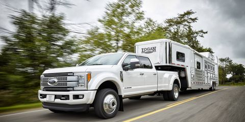 Ford, America's truck leader, introduces the all-new 2017 Ford F-Series Super Duty – the toughest, smartest, most capable Super Duty truck lineup ever.