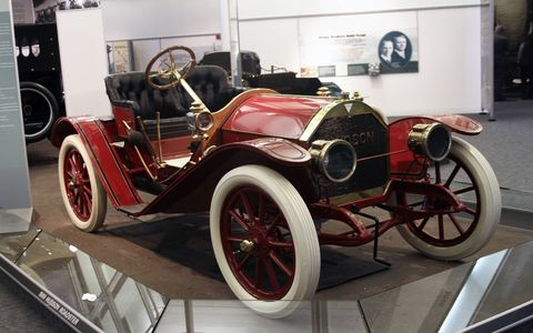The Walter P. Chrysler Museum is stocked with historically significant cars, technological advancements and information about the company's history.