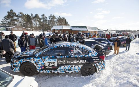 The Sno*Drift rally is something of a well-kept secret, even in its home state of Michigan. As these awesome photos of the event show, that's a crying shame. There's no better place to watch Subarus, Fords, Volvos and more -- but mostly Subarus -- get sideways in the snow. Best of all, it's (mostly) free. Better block out a weekend in late January 2016.