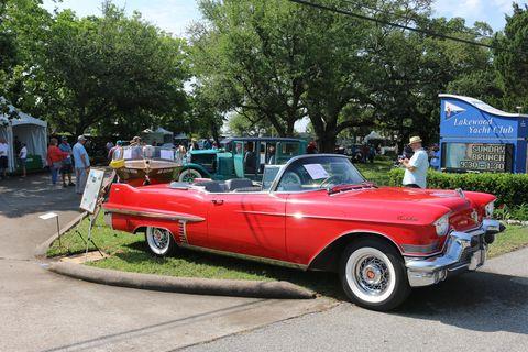 John Davenport's 1957 Cadillac Series 62