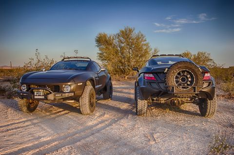 The Rally Fighter is the small-batch off-roader everyone needs.
