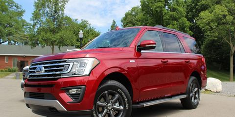 The 2018 Ford Expedition can be had with a bit more off-road capability than before with the addition of the FX4 package.