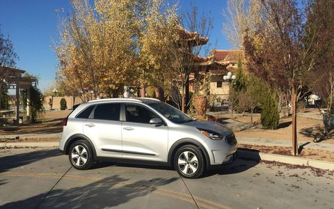 We drove the 2018 Kia Niro PHEV 750 miles or so from Irvine, California to Reno, Nevada to San Francisco. Getting off the beaten path is the best thing you'll ever do.
