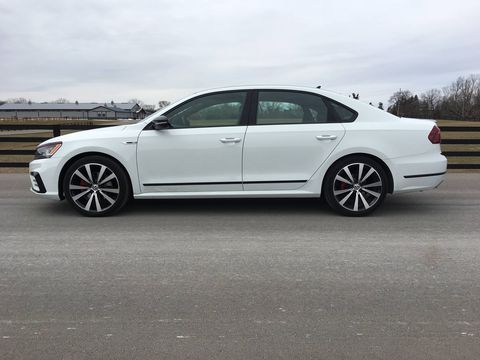 2018 VW Passat GT