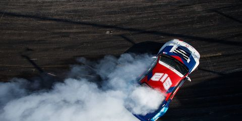 Irishman James Deane won the Formula Drift 2017 season championship with a third-place finish at Irwindale, Calif.. His teammate Piotr Wiecek won the final-round event. It was the last drift event at Irwindale, which will be repurposed for something other than racing.